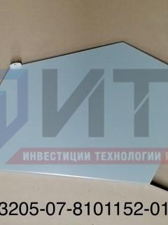 Панель воздуховода левая (заглушка)   3205-07-8101152-01